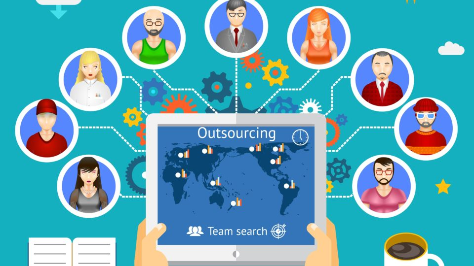 How to Outsource?